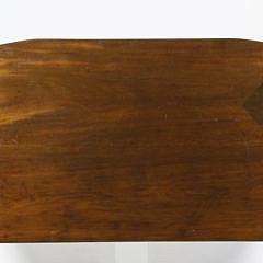 American Mahogany Bow Front Server, circa 1820