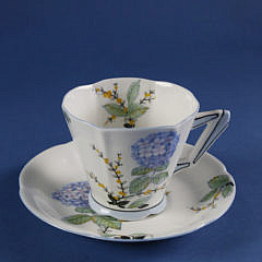 Royal Albert Crown China Partial Tea Service