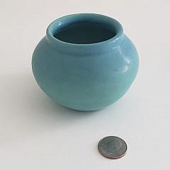 17-4957 Van Briggle Pot A