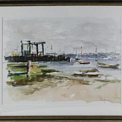 "19-1950 ""Harbor Seascape"" A_MG_9979"