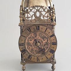 2-4971 Dutch Mantle Clock A