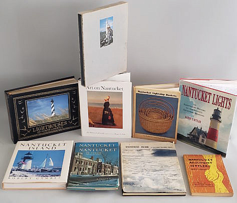 2433-955 Nantucket Books A