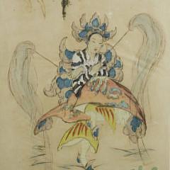 Set of Five Elyse Ashe Lord Aquatints