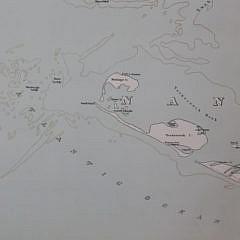 Atlas Plate No. 10 Map of Nantucket