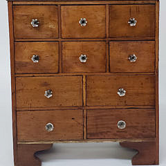 26-4898 Apothecary Cabinet A