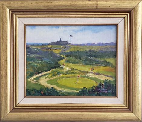 4-4957 Marilyn Chamberlain Painting A