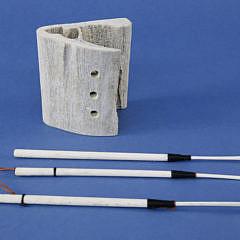 Three Contemporary Miniature Bone Whaling Tools