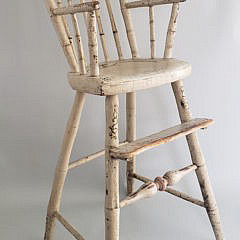 75-2674 Windsor Childs High Chair A