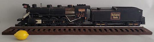 77-2674 Locamotive Train Model A