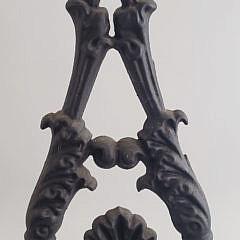 Antique Iron Umbrella Stand