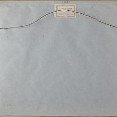 "H. Marshall Gardiner Hand Colored Photograph ""Union Street Nantucket"""