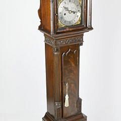 95-4208 Archibald Coates Wigan George III Grandmother's Clock A_MG_9975