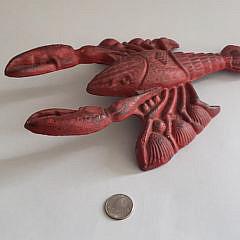 62-2674 Lobster Doorstop A