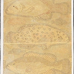 Claire Murray Fish Hooked Rug Runner
