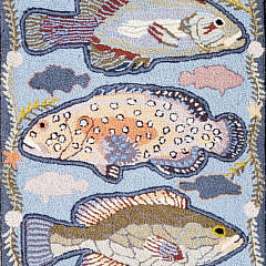 2428-955 Claire Murray Fish Runner A