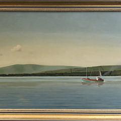 1-4981 Robert Stark Oil Irish Fishing Trawler A IMG_7239