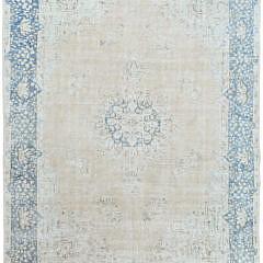 102-4700 Persian Kerman Sheared Carpet A 001