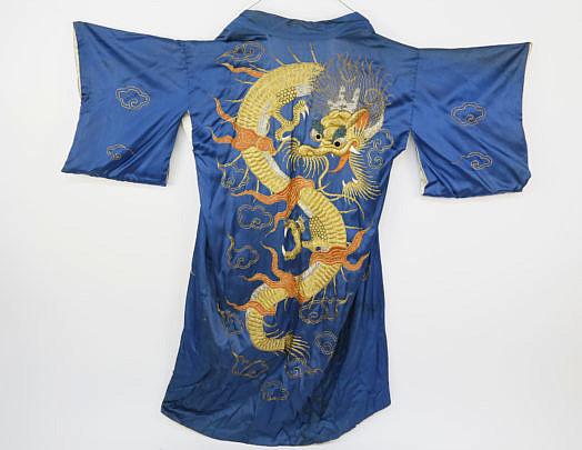 1646-54 Dragon Kimono Robe A_MG_1391 2