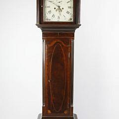 172-4621 Inlaid Tall Clock A_MG_0143 4
