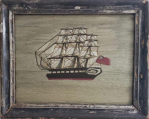 86-4800 Ship Woolie A
