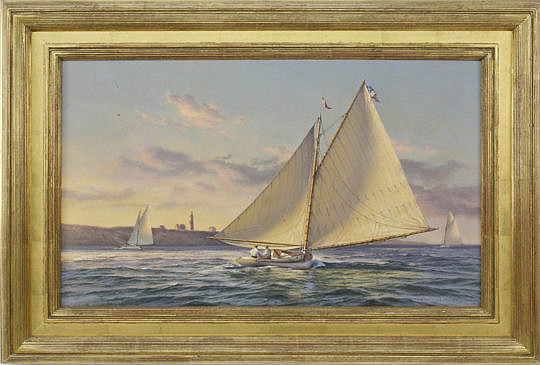 9-4470 Sailing off the Coast A_MG_9973