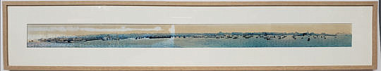 2461-955 Panoramic Post Card A