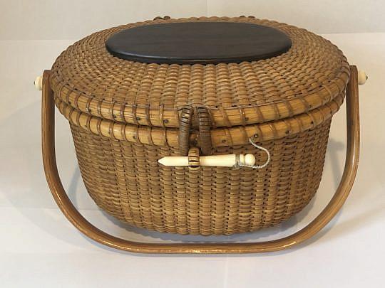 1-4974 Nancy Grant Ryder Friendship Basket A IMG_7870