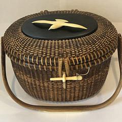 1-5029 Jose Formoso Reyes Friendship Basket Seagull A IMG_7864