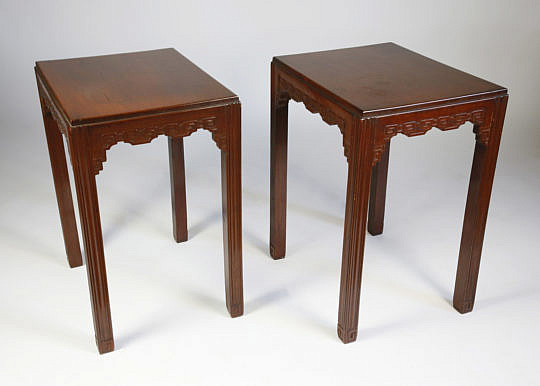 692-1865 Chinese Teakwood Side Tables A_MG_5947