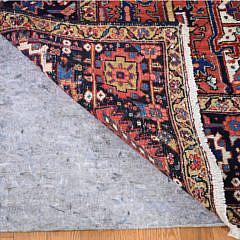 Persian Heriz Hand Knotted Oriental Carpet
